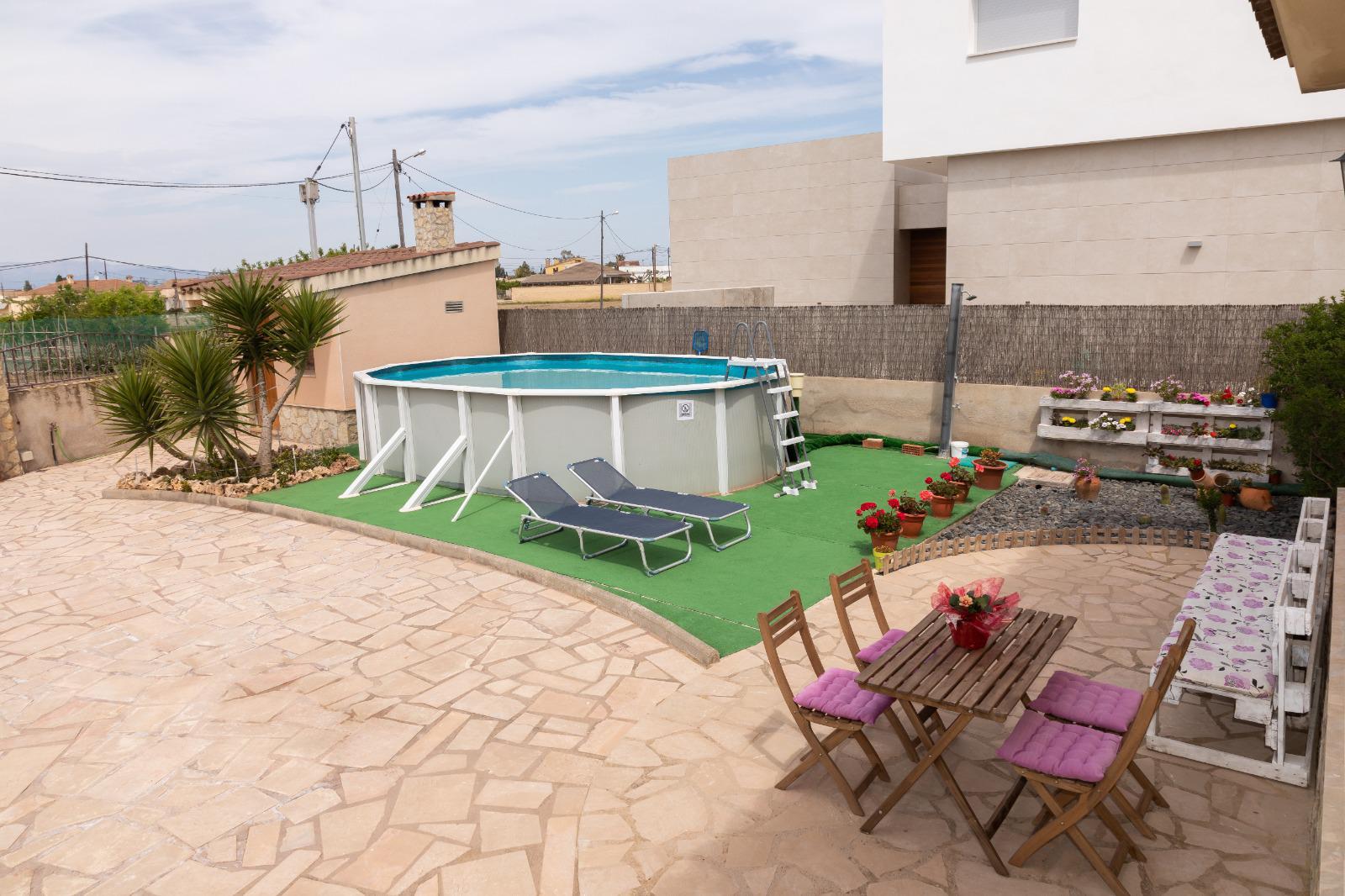 Maison accolée /jumelée -                                       Deltebre -                                       3 chambres -                                       5 occupants