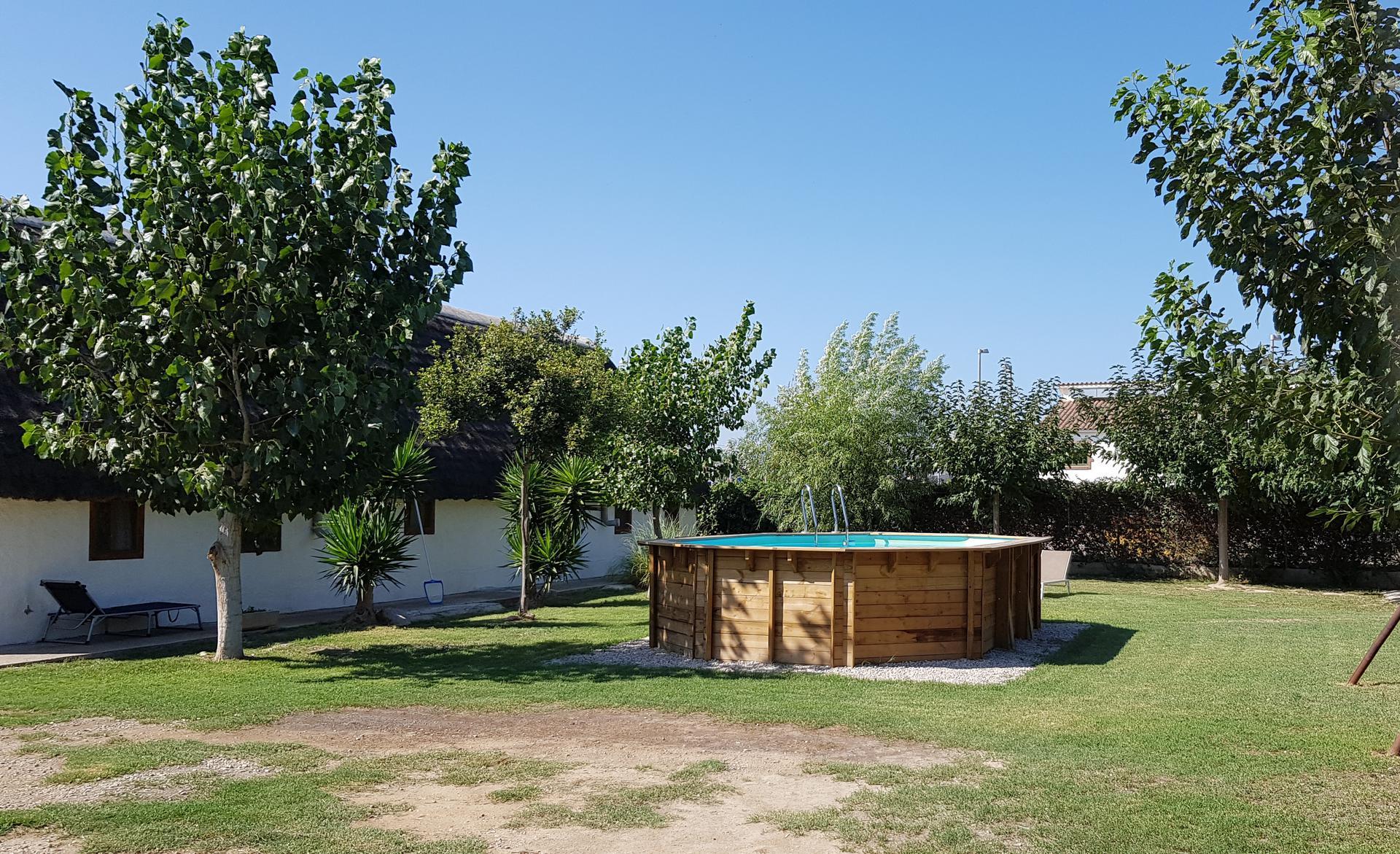 Maison rurale -                                       Sant Jaume D´enveja -                                       3 chambres -                                       8 occupants